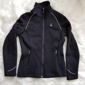 Spyder Core Sweater Fleece Jacket Size M